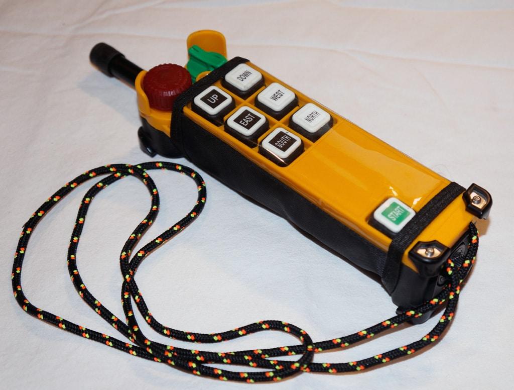 Пульт радиоуправления 6 кнопок